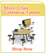 Stool Chair Cafeteria Tables